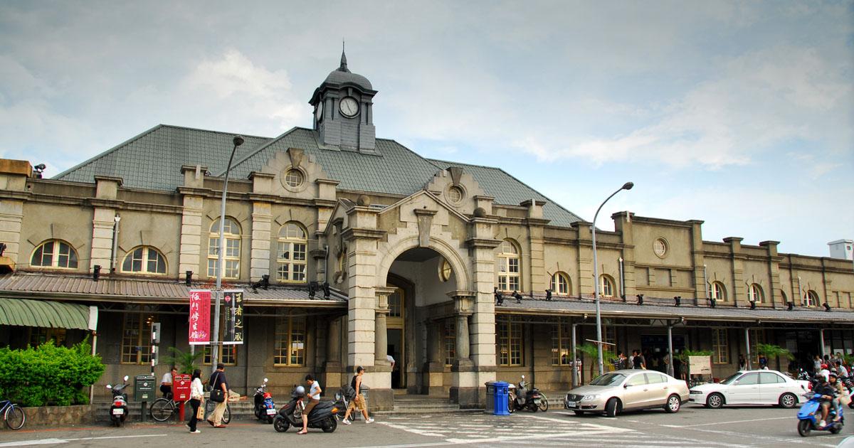 Hsinchu railway station - Wikipedia