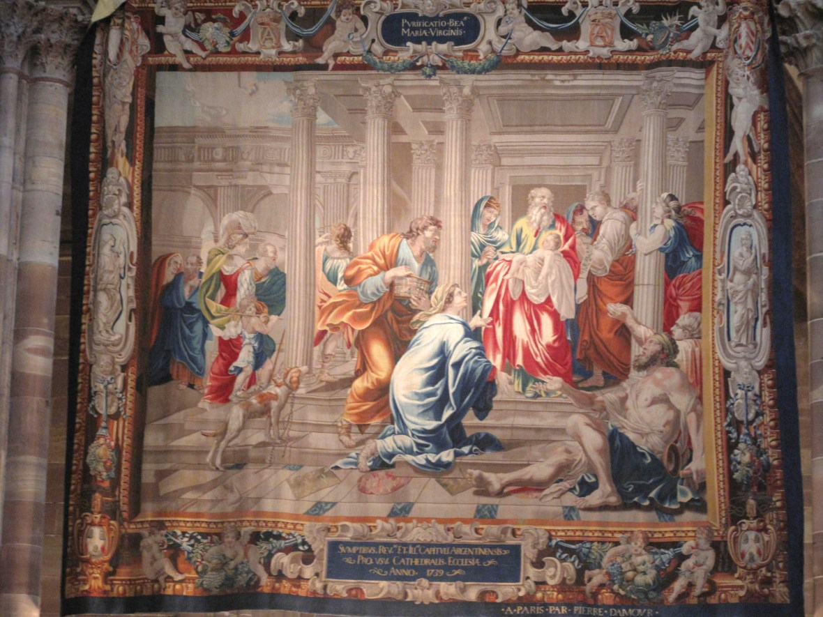Presentation of the Lord (Candlemas).
