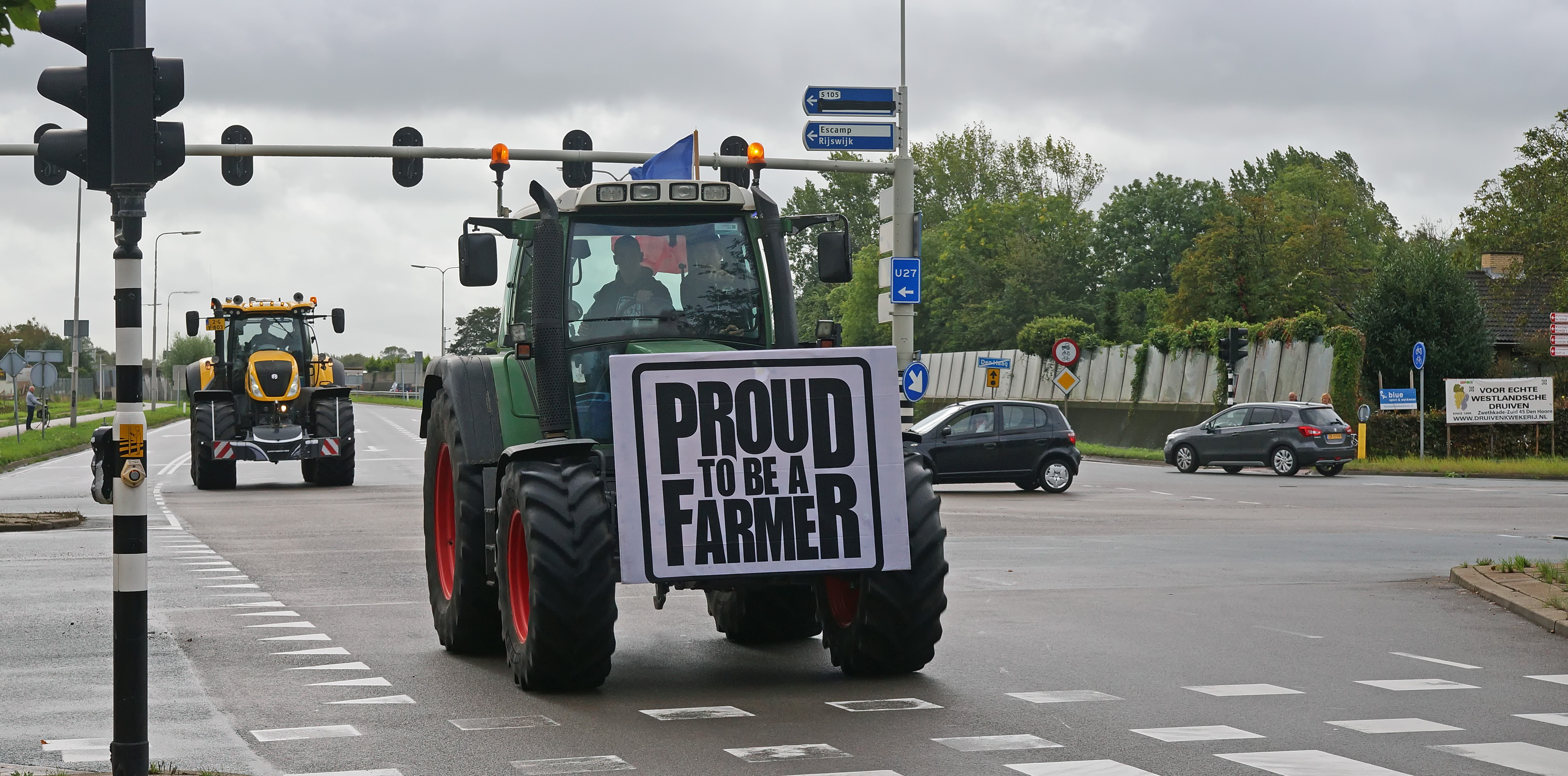 dutch farmers protests wikipedia