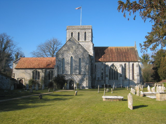 Church of St. Mary and St. Melor, Amesbury