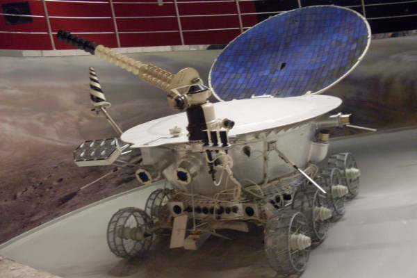 Why has Russian space tech always looked very mechanical ...