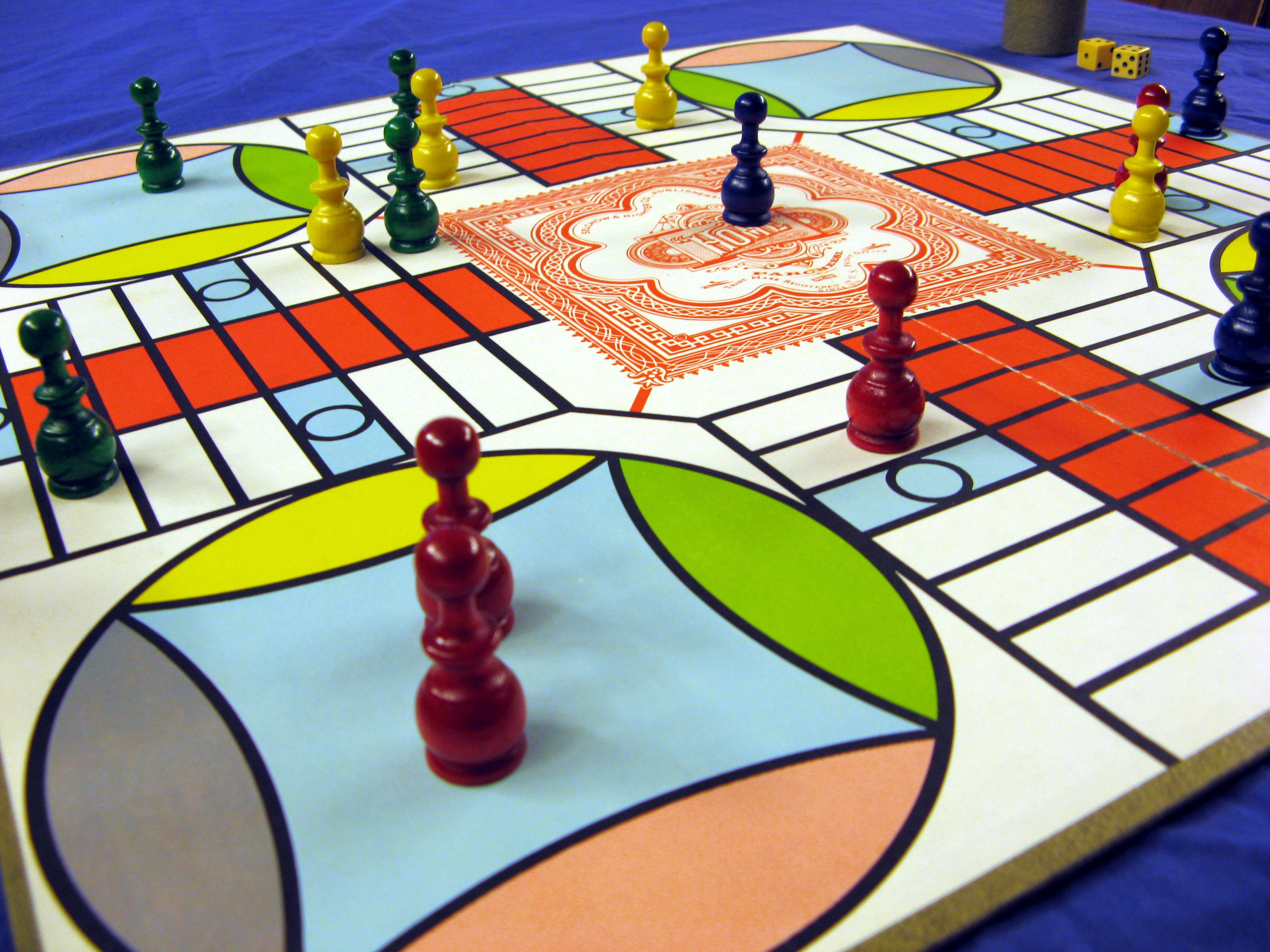 50 Greatest Card Games and Board Games of All Time Parcheesi is based on an Indian game that dates back as far as 500 AD that  was adapted for American audiences by Parker Brothers  According to  Wikipedia the