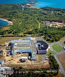The Plum Island Animal Disease Center, one of ...