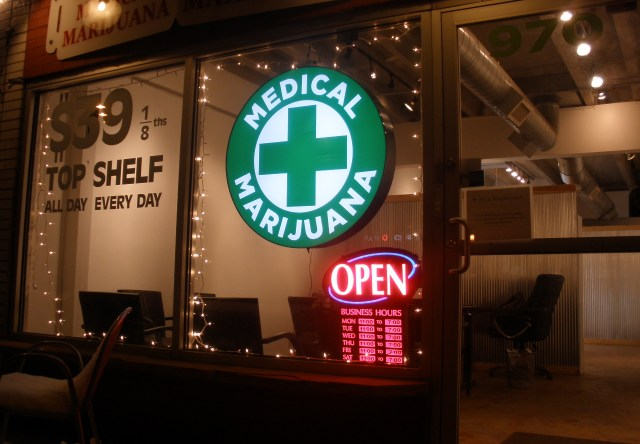 medicinsk cannabis aktier