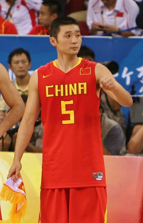Liu Wei (basketball) - Wikipedia