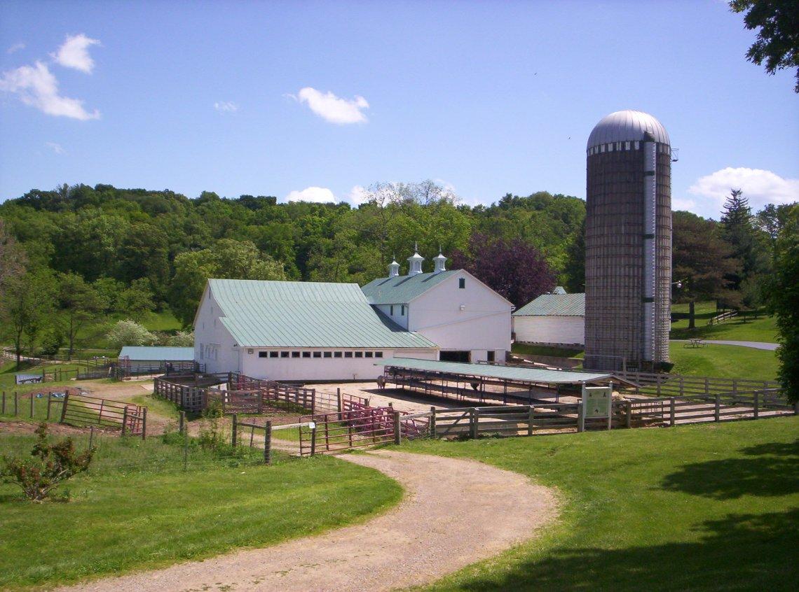 Contemporary Farmhouses