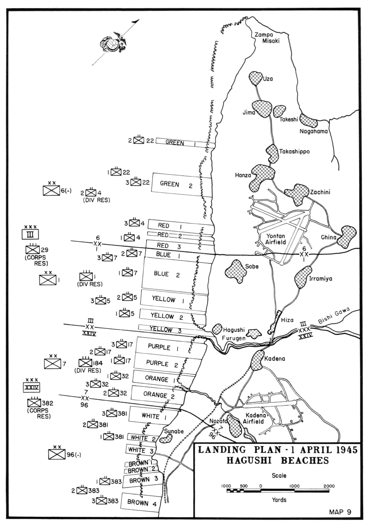 File Okinawa Invasion Beaches 1 April