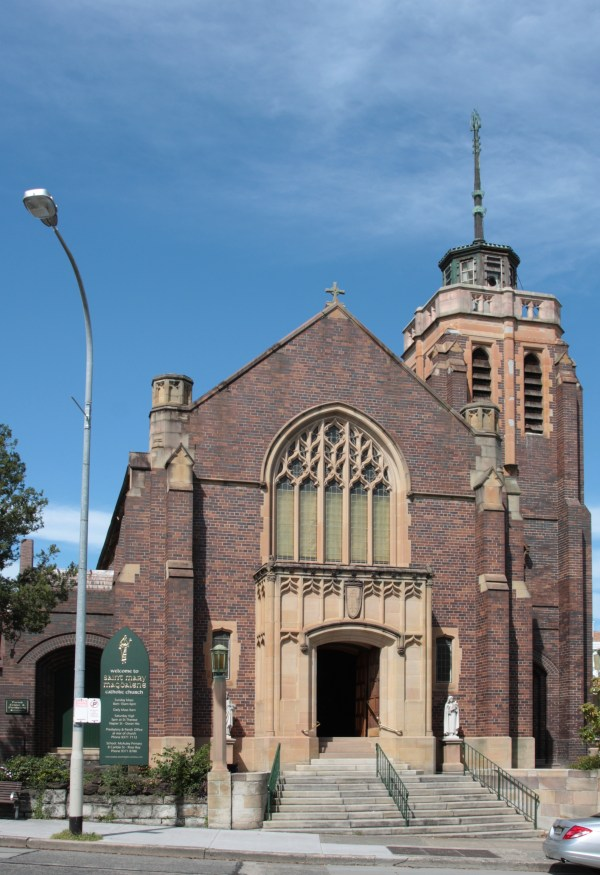 File:Saint Mary Magdalene church Rose Bay.JPG - Wikimedia ...