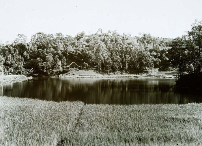 Berkas:COLLECTIE TROPENMUSEUM Een meer in de omgeving van Wanajasa TMnr 60016156.jpg