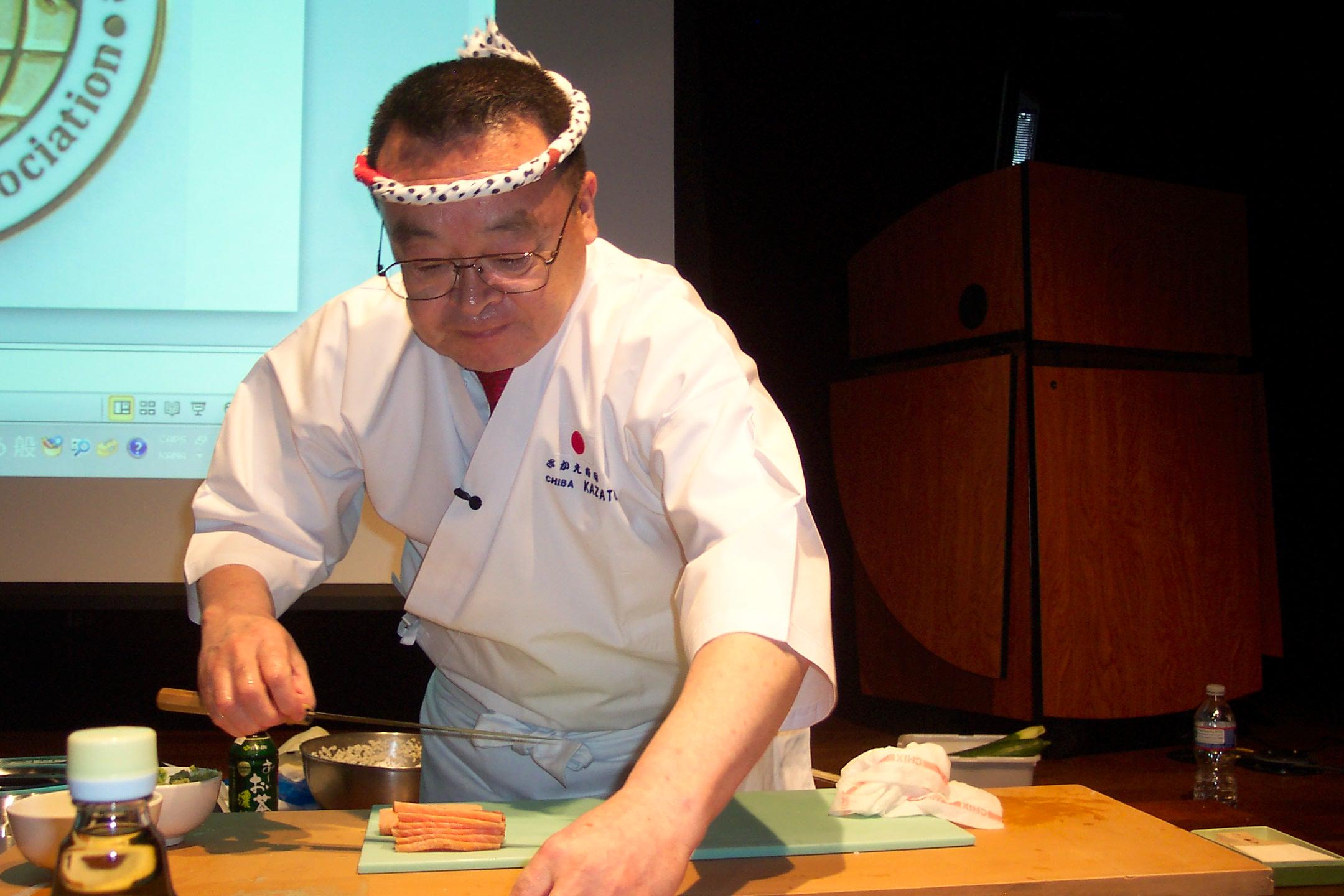 Japanese Sushi Chef Bandana b64390942a0