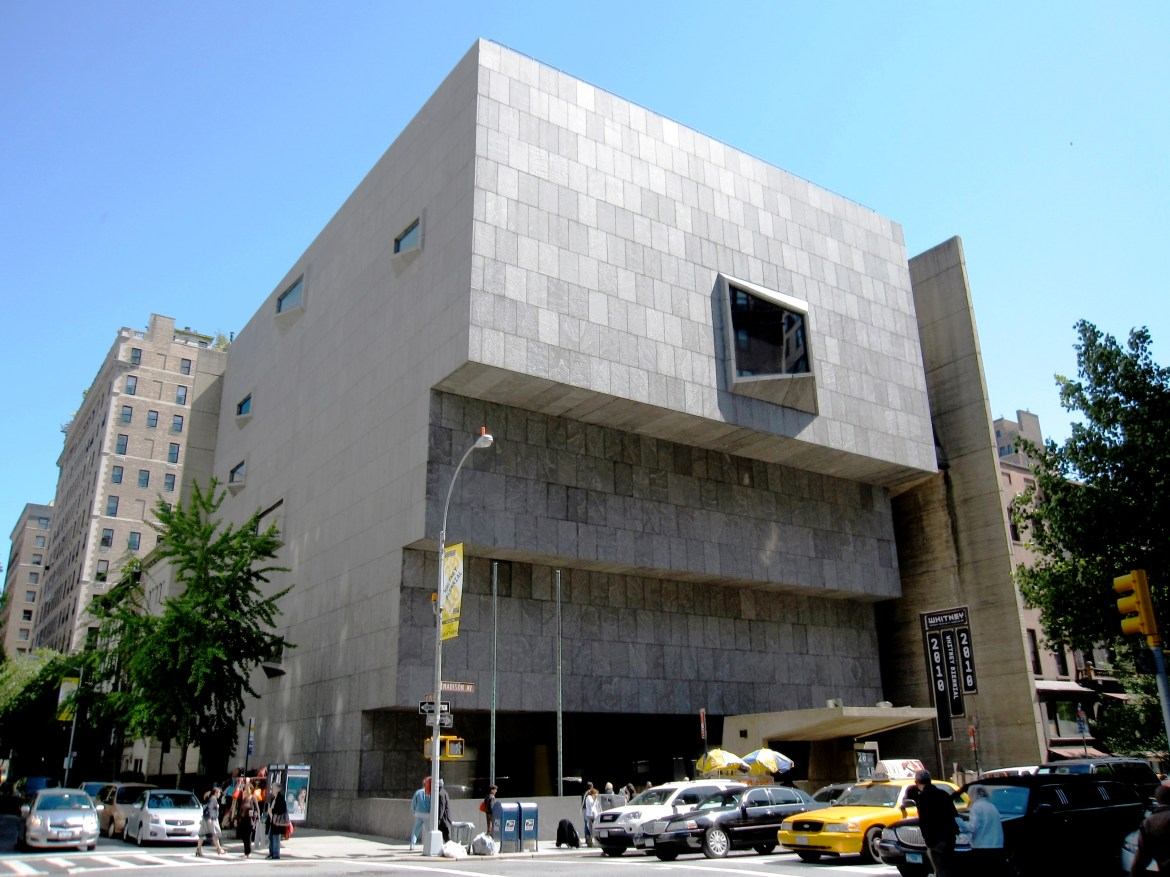 Whitney Museum / zdjęcie: Gryffindor / CC BY-SA (https://creativecommons.org/licenses/by-sa/3.0)