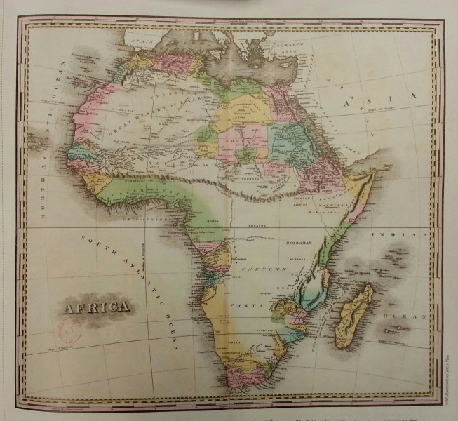 File 1820 Africa colonial map jpeg   Wikimedia Commons File 1820 Africa colonial map jpeg