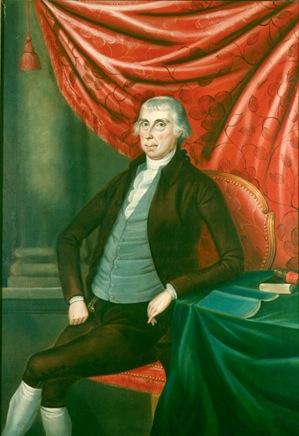 English: James Madison, Sr., father of Preside...