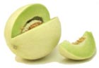 Honeydew melon - reportedly similar in appeara...