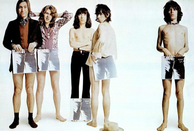 """The Rolling Stones """"Sticky Fingers"""" ad 1971"""