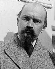 English: Croatian sculptor Ivan Meštrović (188...