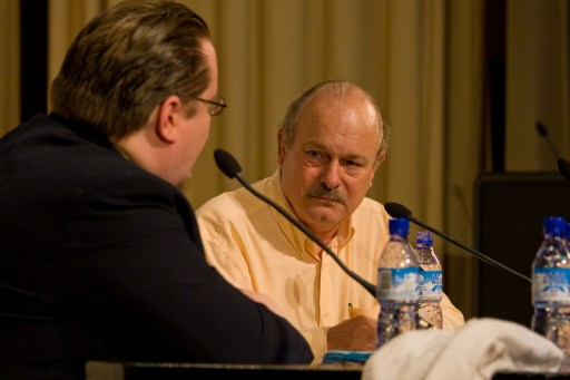 Joe Haldeman Finncon2007