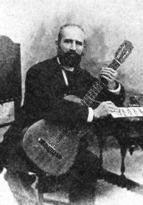 José Ferrer: compositore spagnolo di chitarra classica