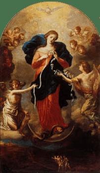 Image illustrative de l'article Marie qui défait les nœuds