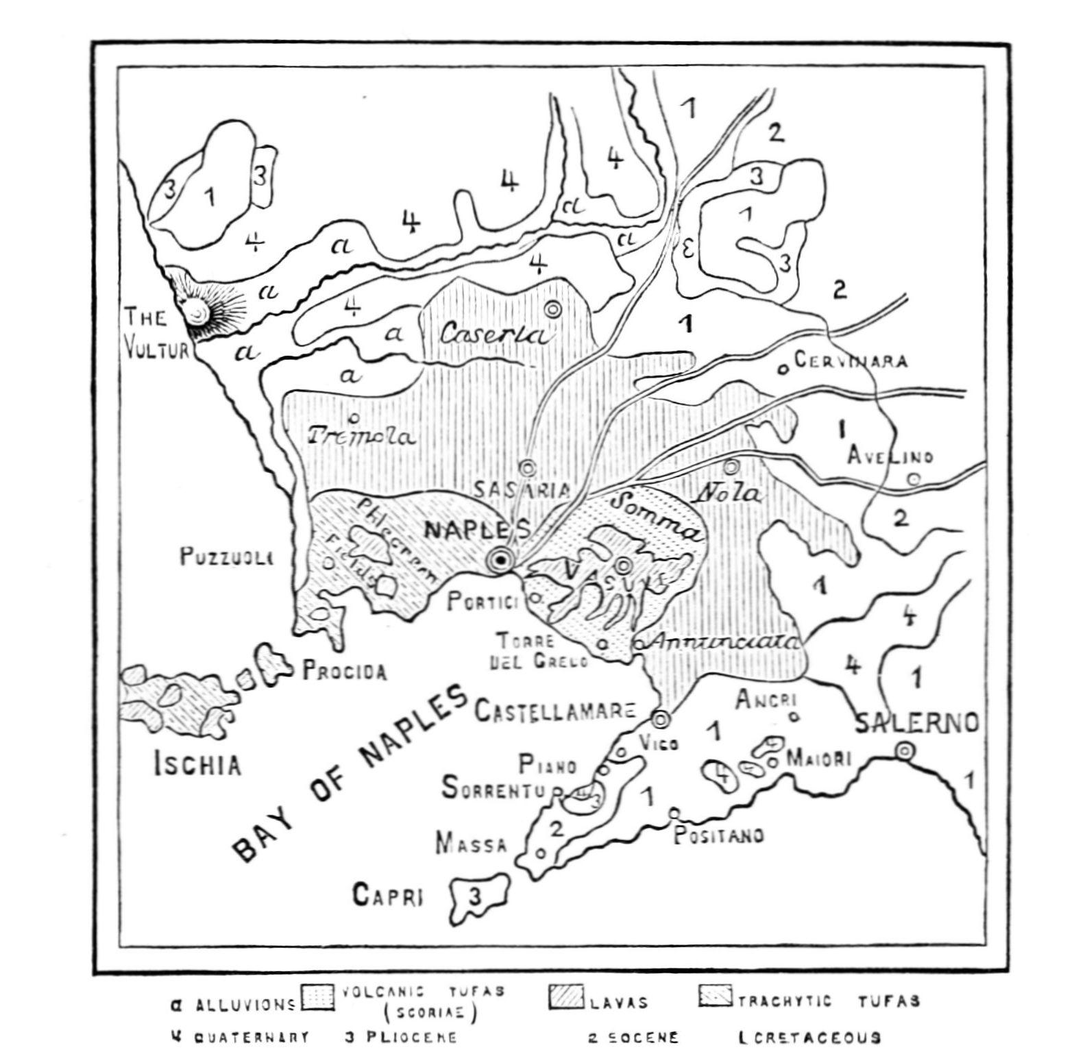 Naples Florida Map