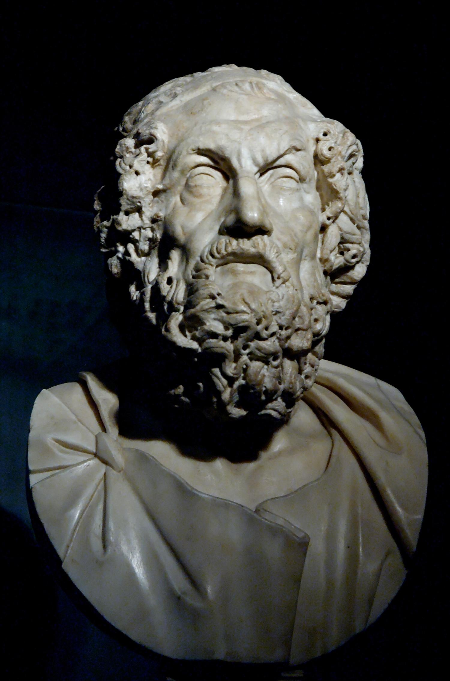 Homer - Musei Capitolini