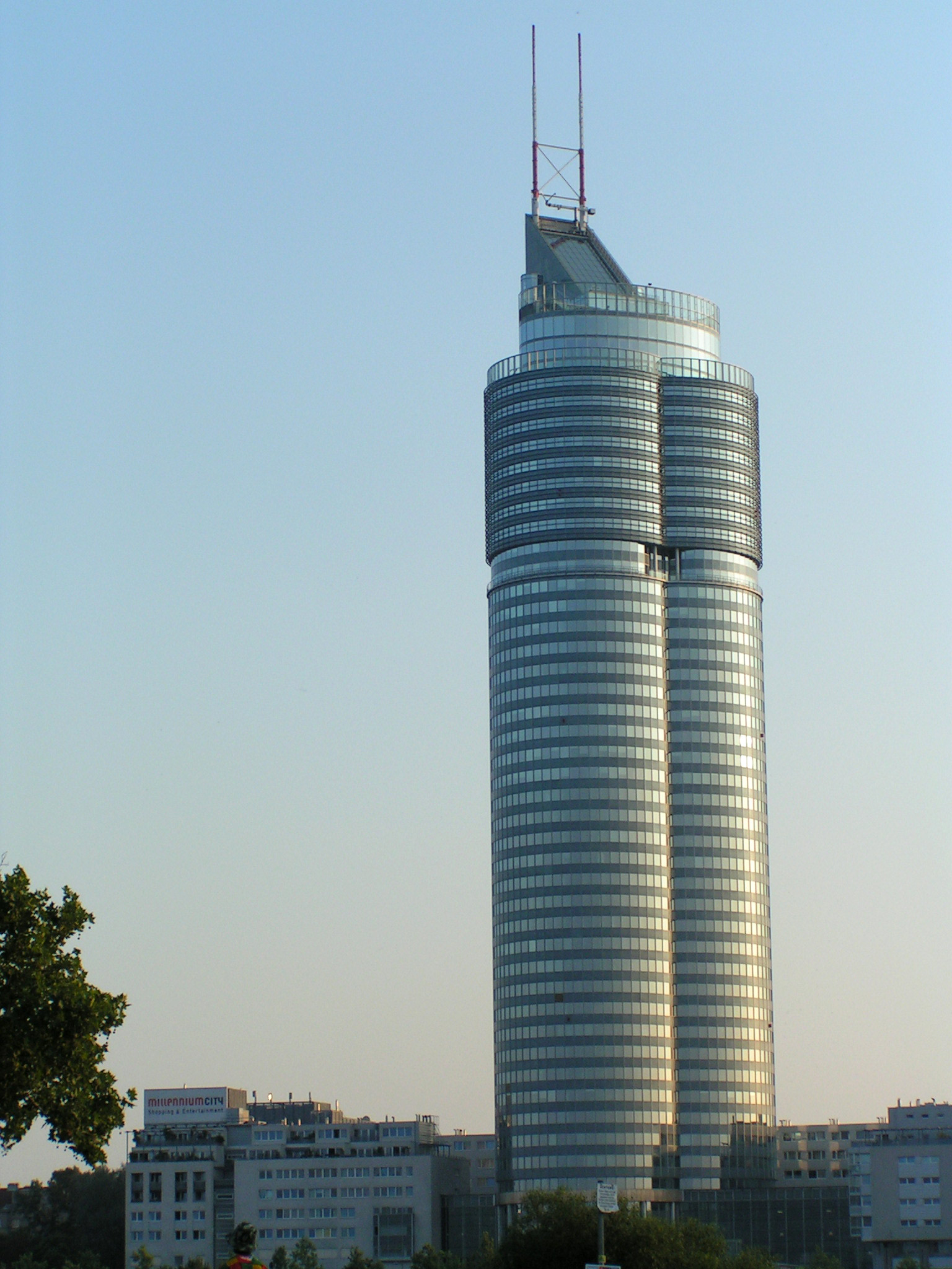 Millennium Tower Viin Vikipeedia Vaba Ents 252 Klopeedia