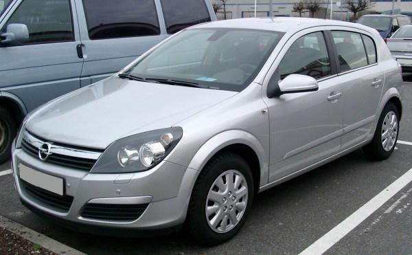 Opel Astra H — Википедия