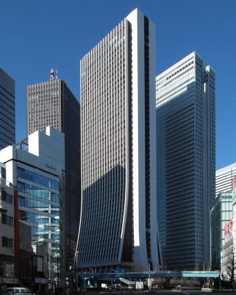 Your Name (kimi no na wa) Tokyo Locations: Nipponkoa headquaters