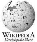 Wikipedia-logo-it