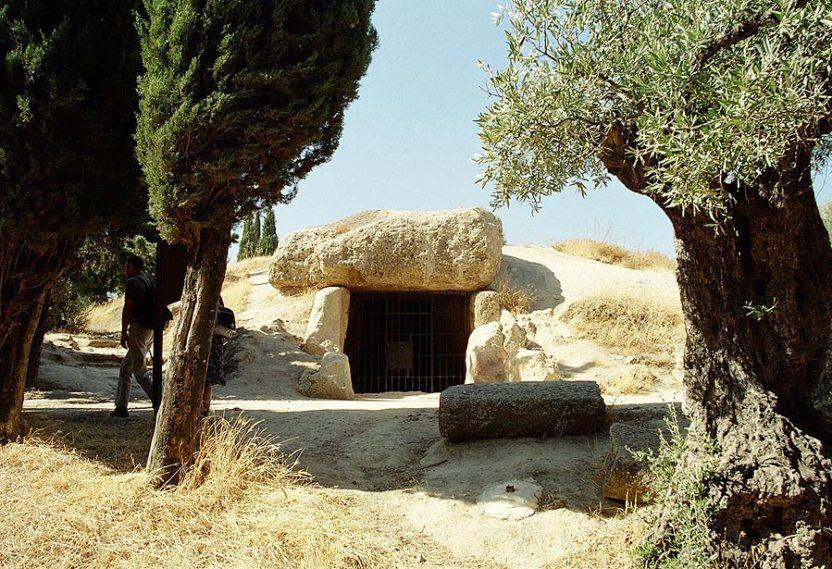 Výsledek obrázku pro dolmenu Menga.