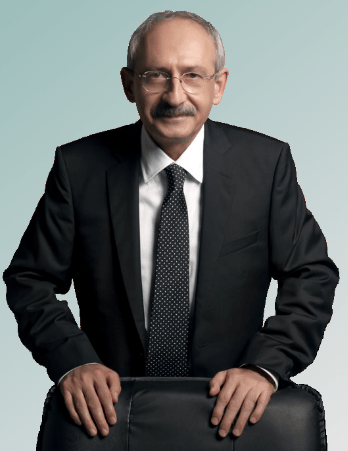 English: Turkish politician Kemal Kılıçdaroğlu...