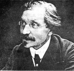 Sholom Aleichem, a Yiddish writer who portraye...
