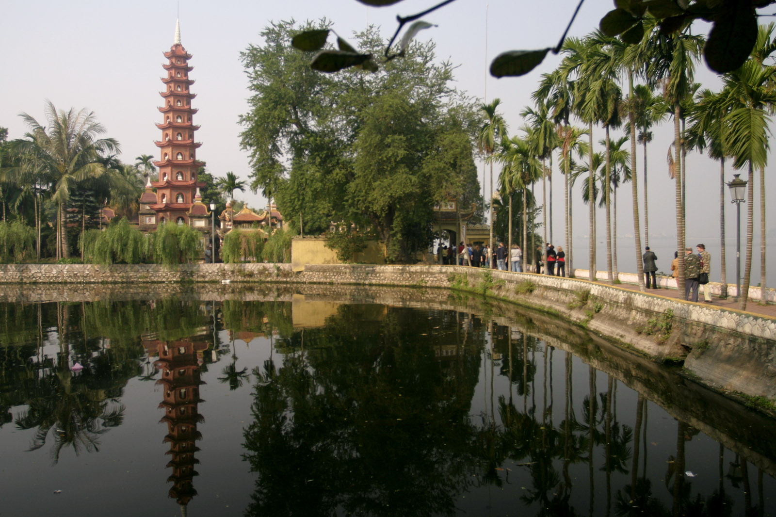 Tran Quoc Pagoda, West Lake, Hanoi