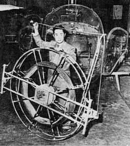 Yoshiro Nakamatsu in 1950s