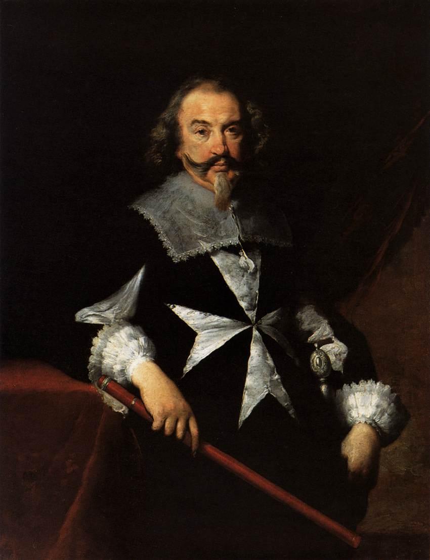 Knight Of Malta Mandela