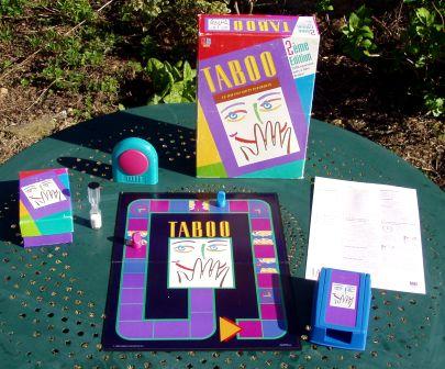 Taboo (Source: Wikipedia)
