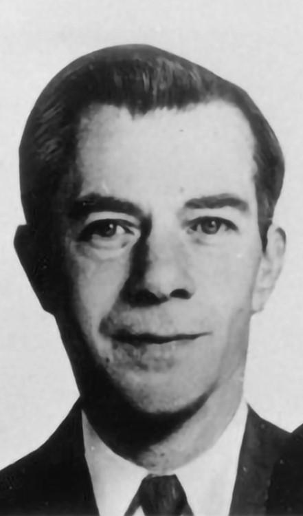 Willie Sutton (1901-1980) Source http://www.fb...
