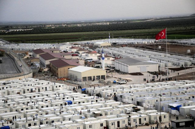 Oncupinar Accomodation Facility, Turkey safe third country