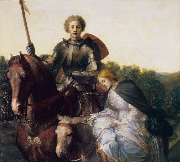 File:GF Watts Una Red Cross Knight.jpg