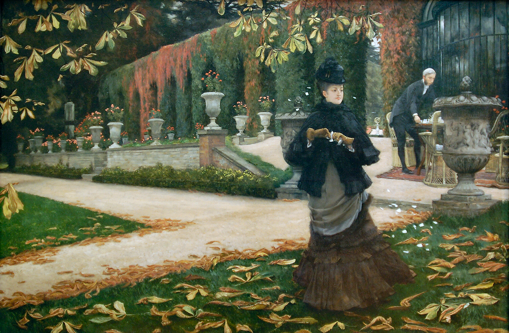 Image:James Tissot - The Letter.JPG