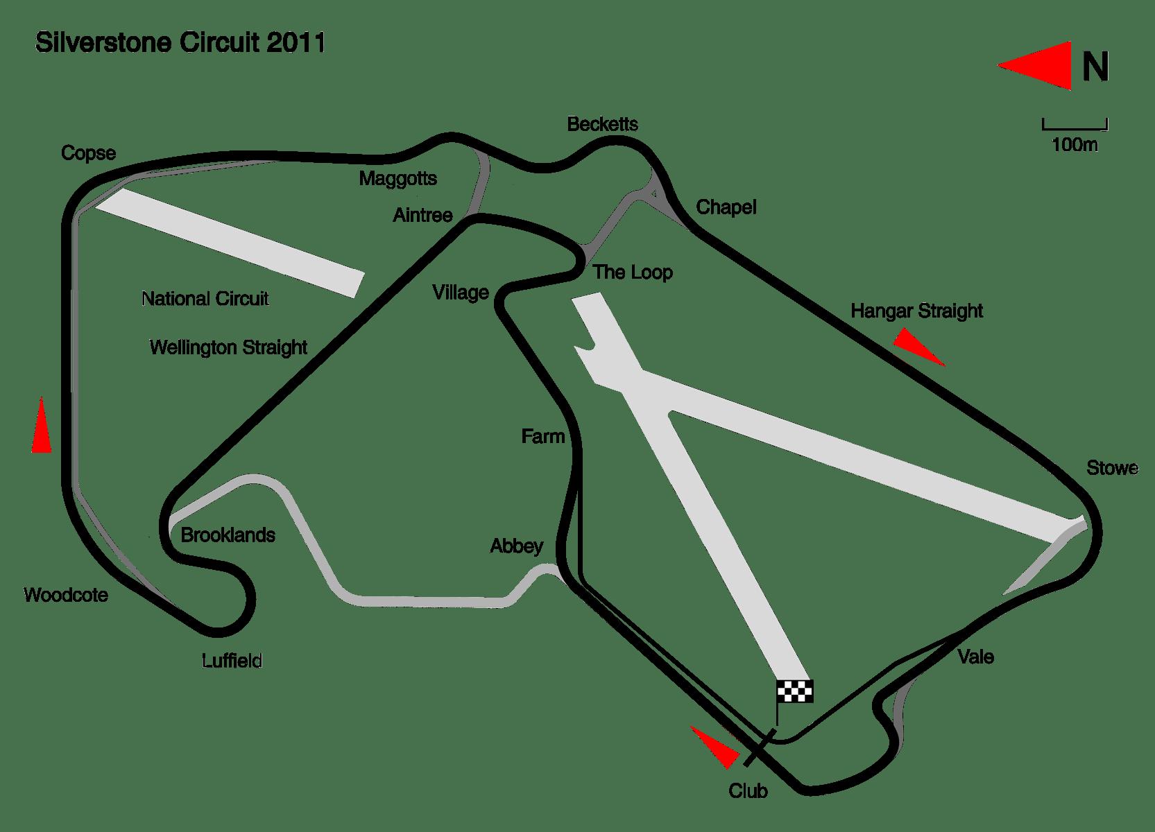 Silverstone Circuit