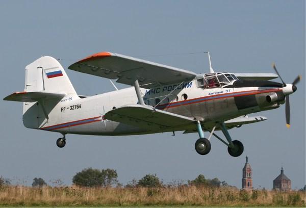 """Desarrollo y Defensa: El """"moderno"""" Antonov An-3"""