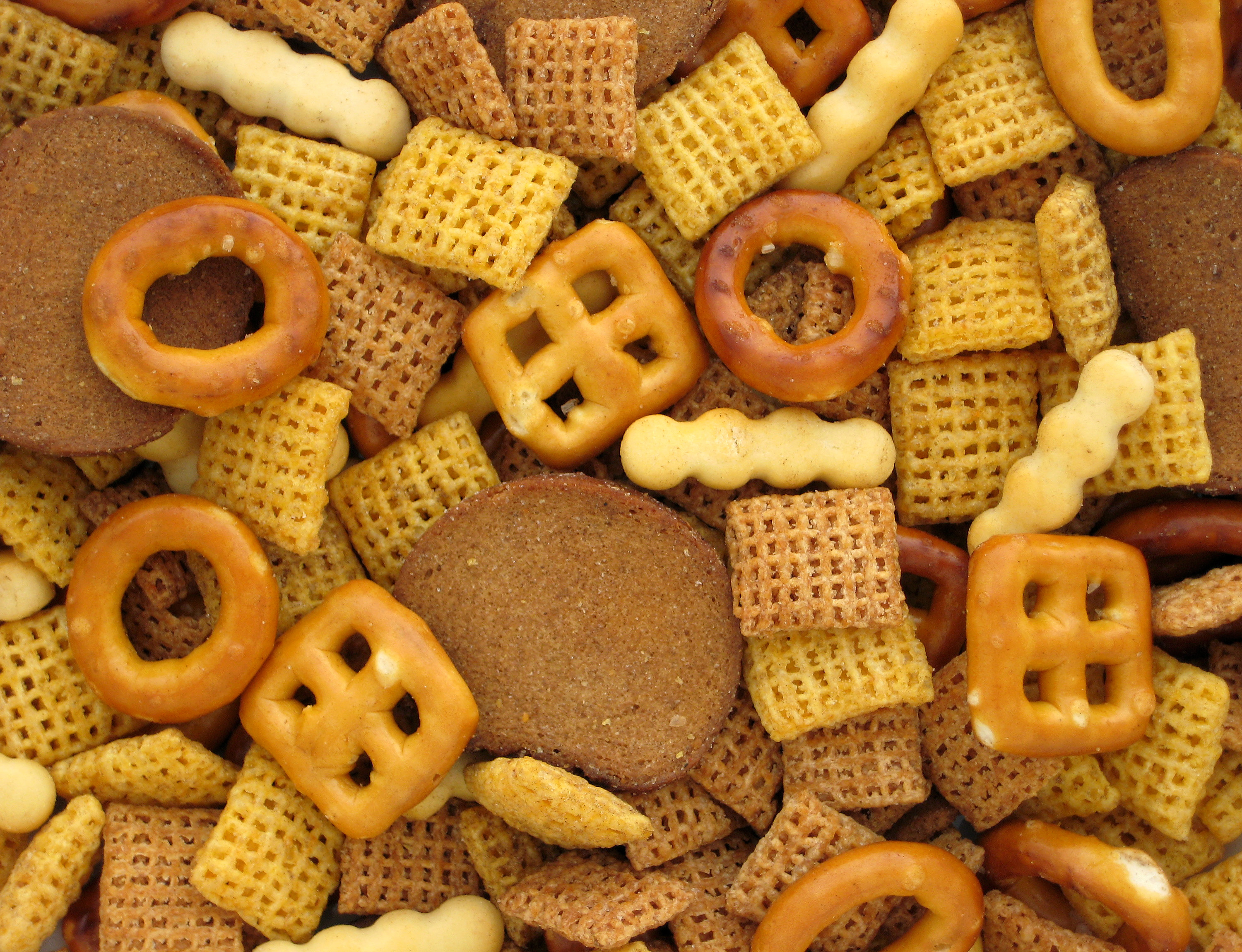 Chex Mix Is My Favorite Snack Food