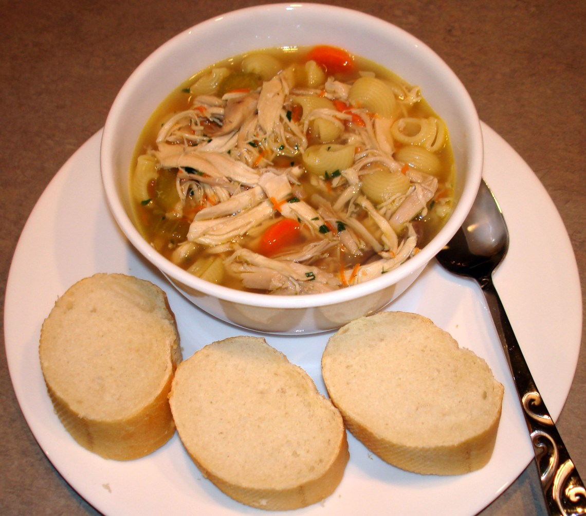 Image Result For Homemade Chicken Noodle Soup