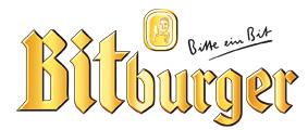 Deutsch: aktuelle Markenlogo Bitburger