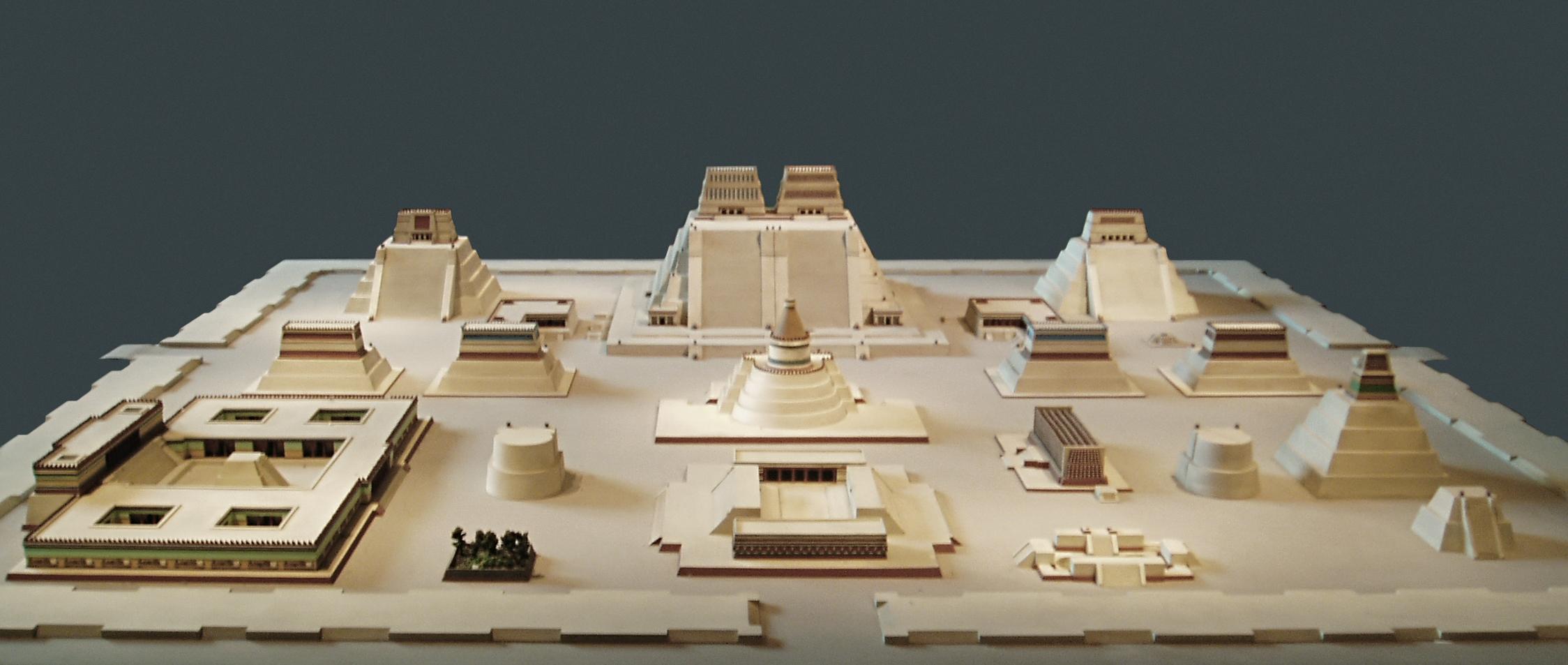 File Model Of Tenochtitlan Rz