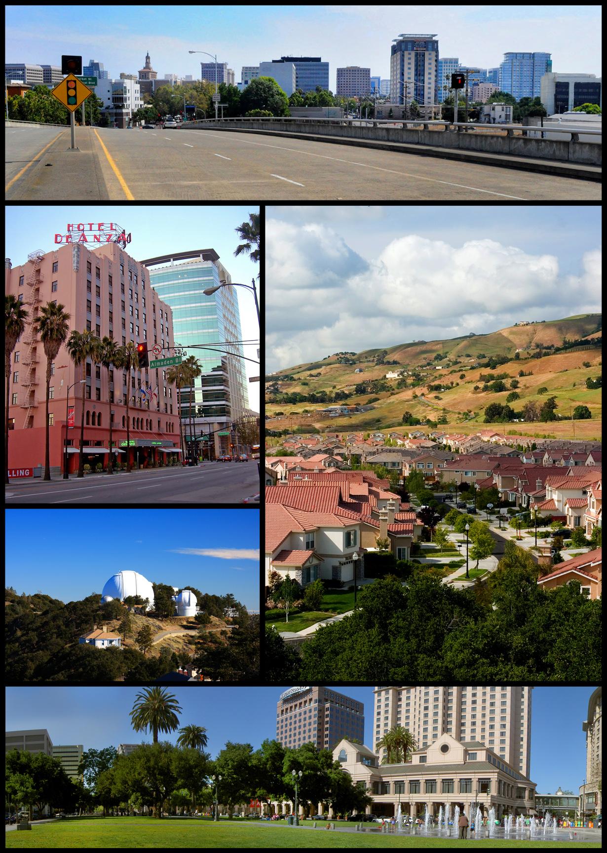 Photos of San Jose and Silicon Valley