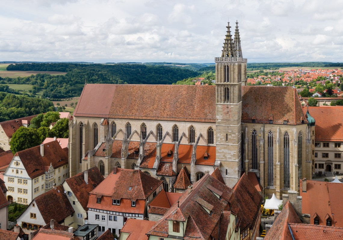 Image result for st jacobs church rothenburg