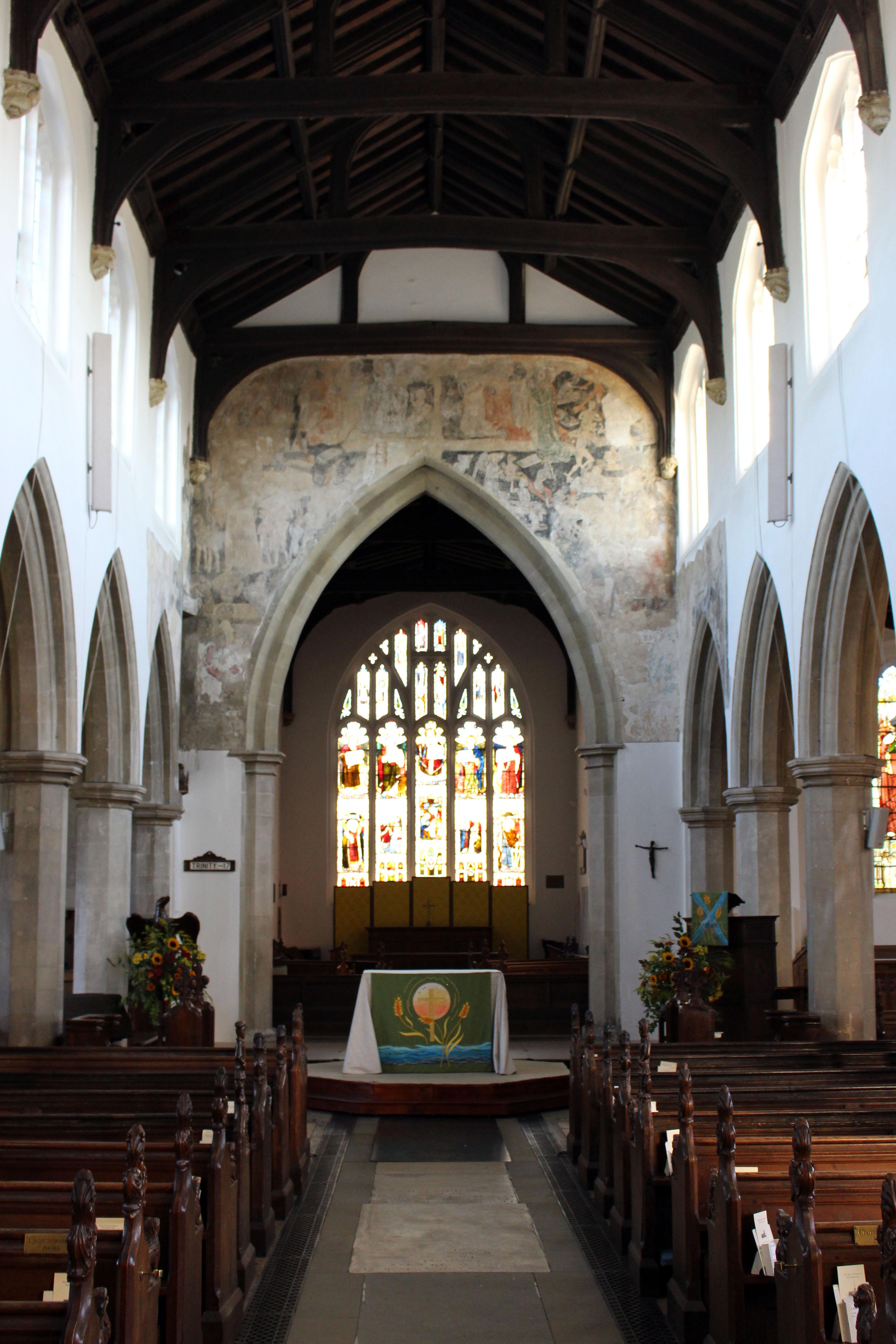 File St Andrew S Church Chesterton Cambridge 10 Jpg