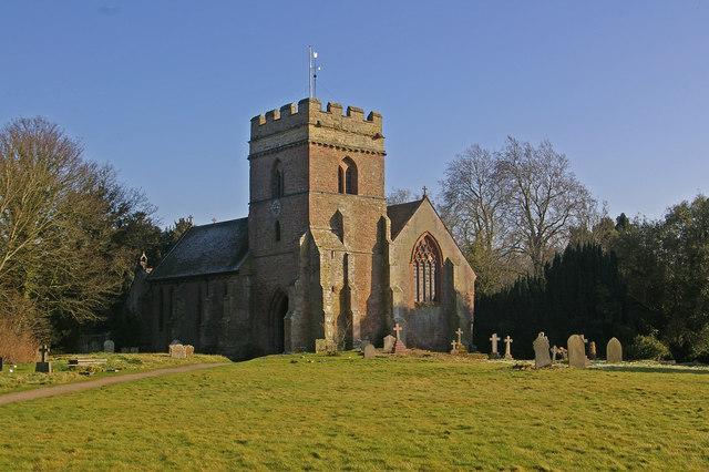 St Mary the Virgin, Bromfield